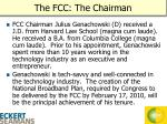 the fcc the chairman