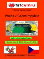 wales v czech republic