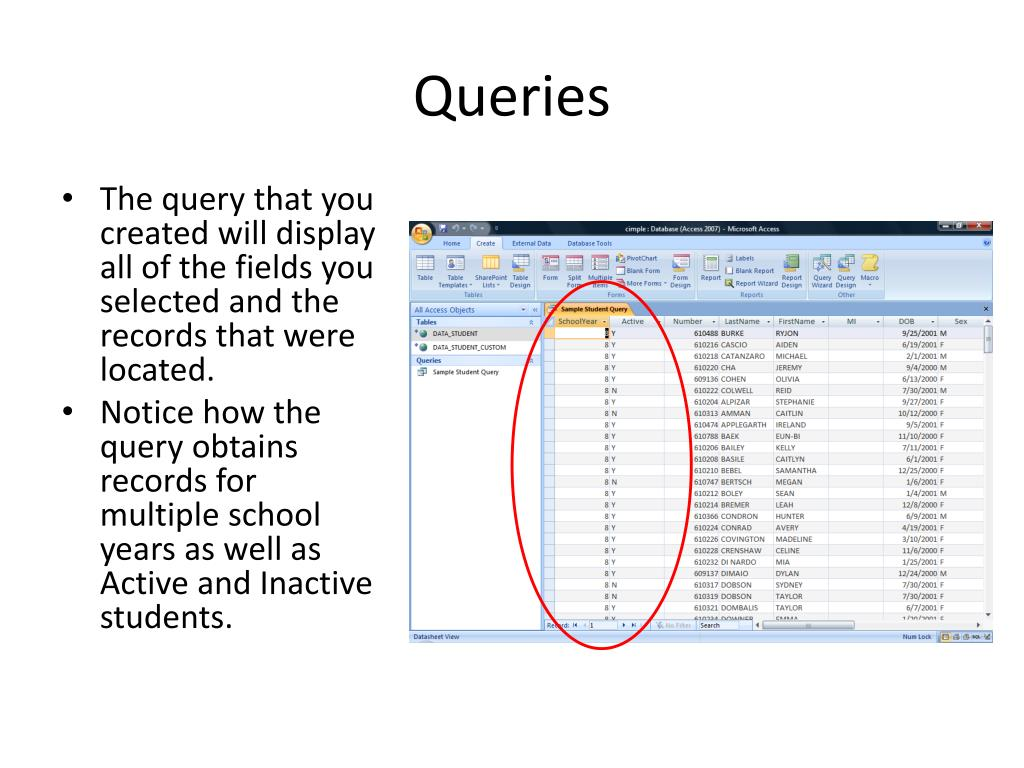 PPT - Using Microsoft Office 2007 with Cimple NET PowerPoint
