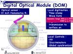 digital optical module dom