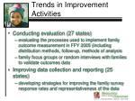 trends in improvement activities1
