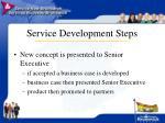service development steps1