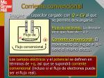 corriente convencional