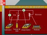 s mbolos de circuito de laboratorio