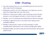 edm flushing
