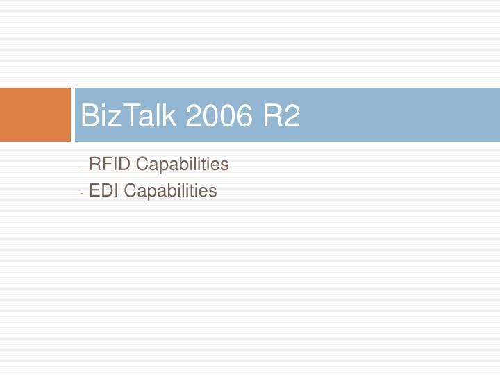 BizTalk 2006 R2
