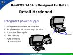 realpos 7454 is designed for retail5