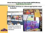 african americans reach and teach health aarth ministry health ministry development4