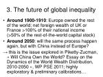 3 the future of global inequality
