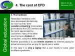 4 the cost of cfd1