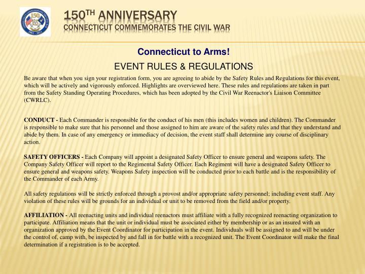 150 th anniversary connecticut commemorates the civil war