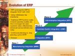 evolution of erp3