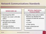 network communications standards6