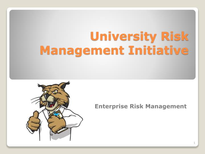 university risk management initiative n.