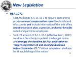 new legislation4