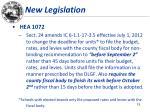 new legislation5