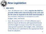 new legislation6