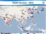 teemp models brts