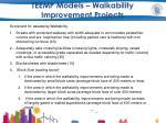 teemp models walkability improvement projects3