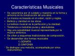 caracter sticas musicales6