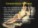 caracter sticas musicales8