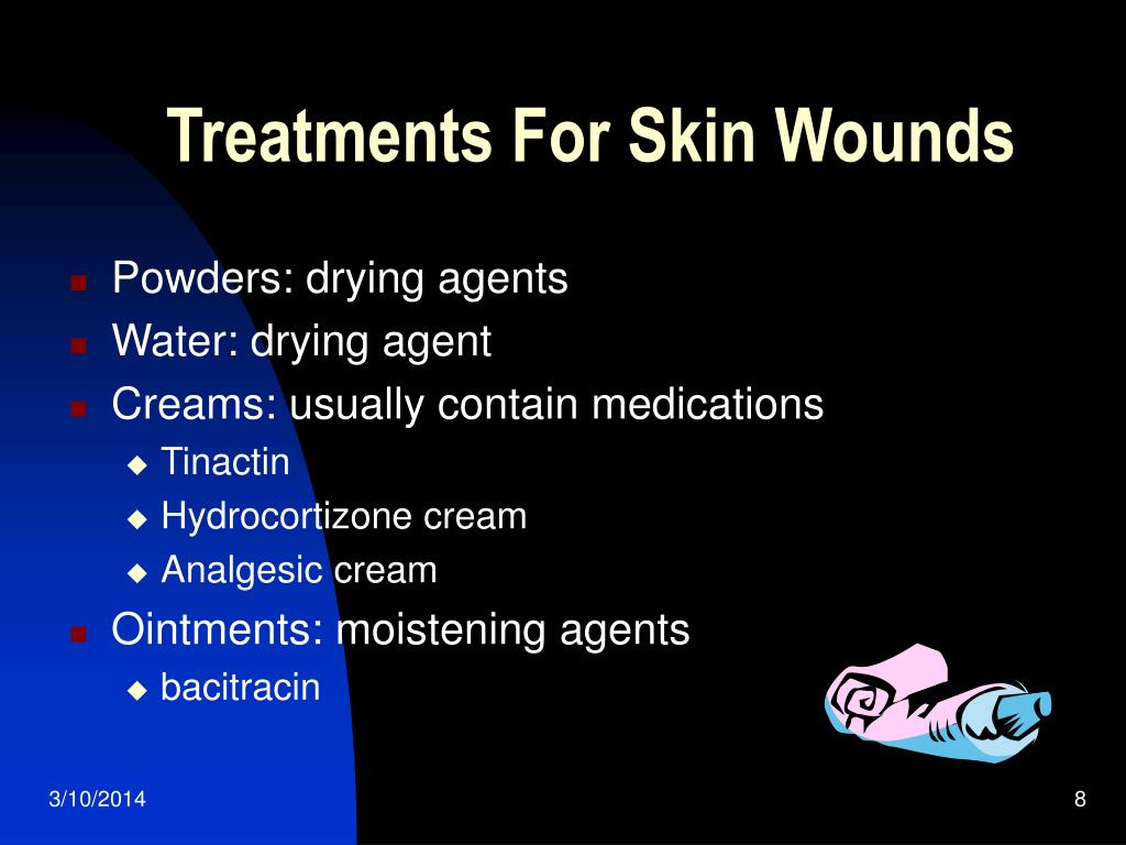 Treatments For Skin Wounds