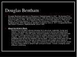 douglas bentham6
