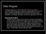 john nugent2