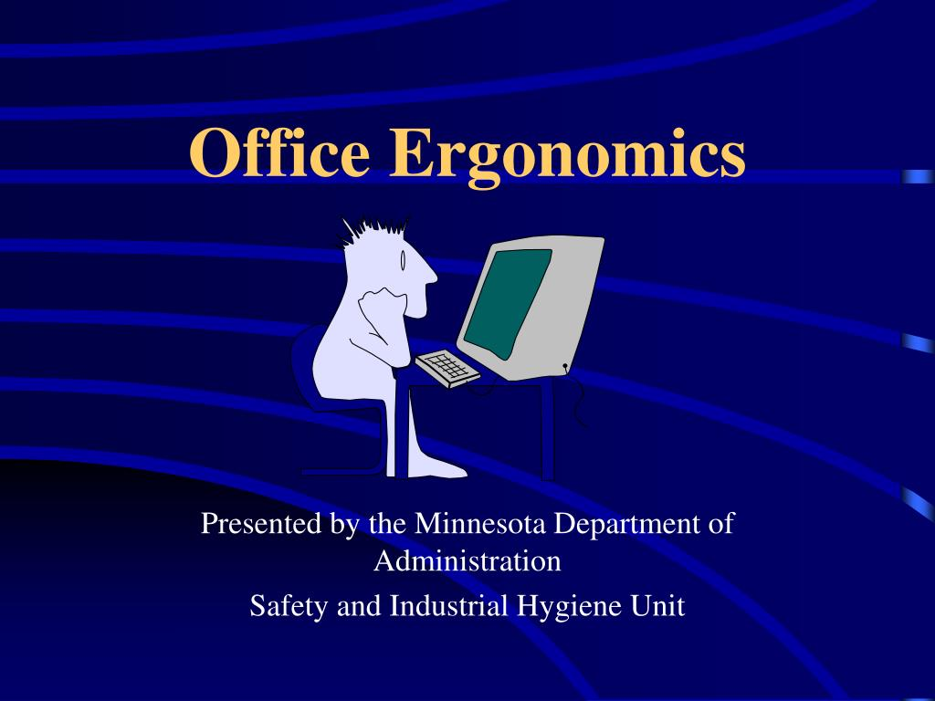 office ergonomics l.