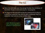 the ilc
