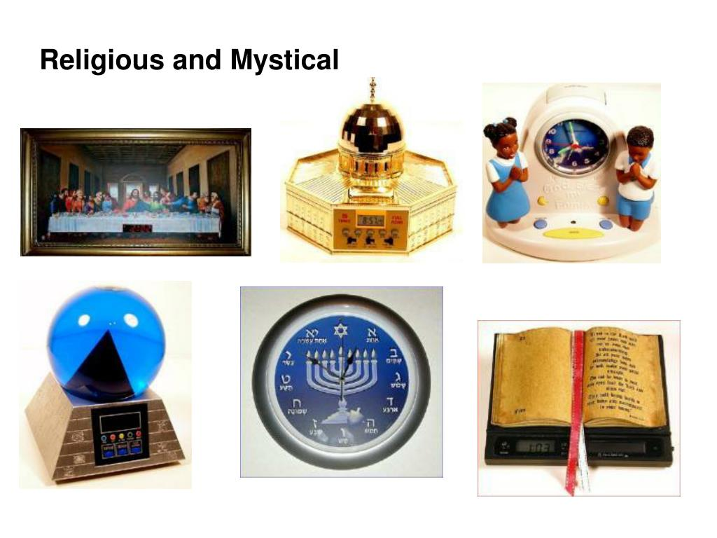 Religious and Mystical