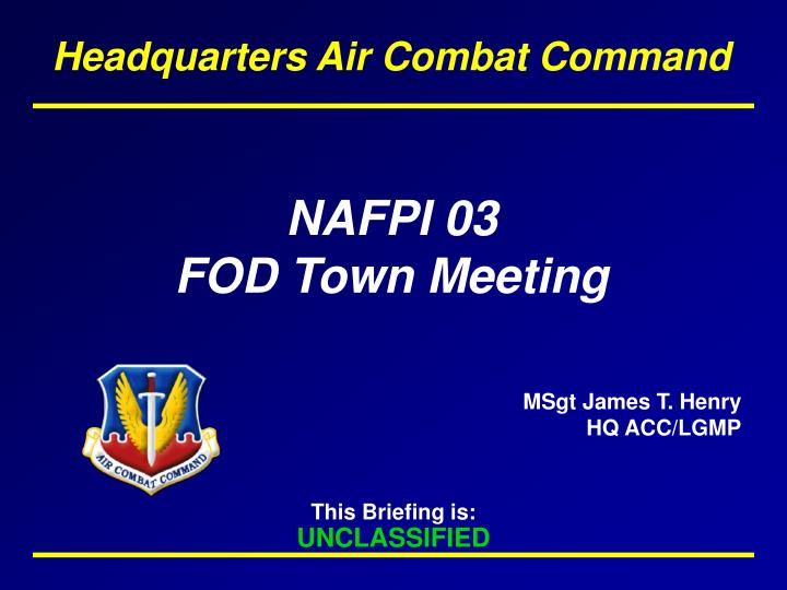 nafpi 03 fod town meeting n.