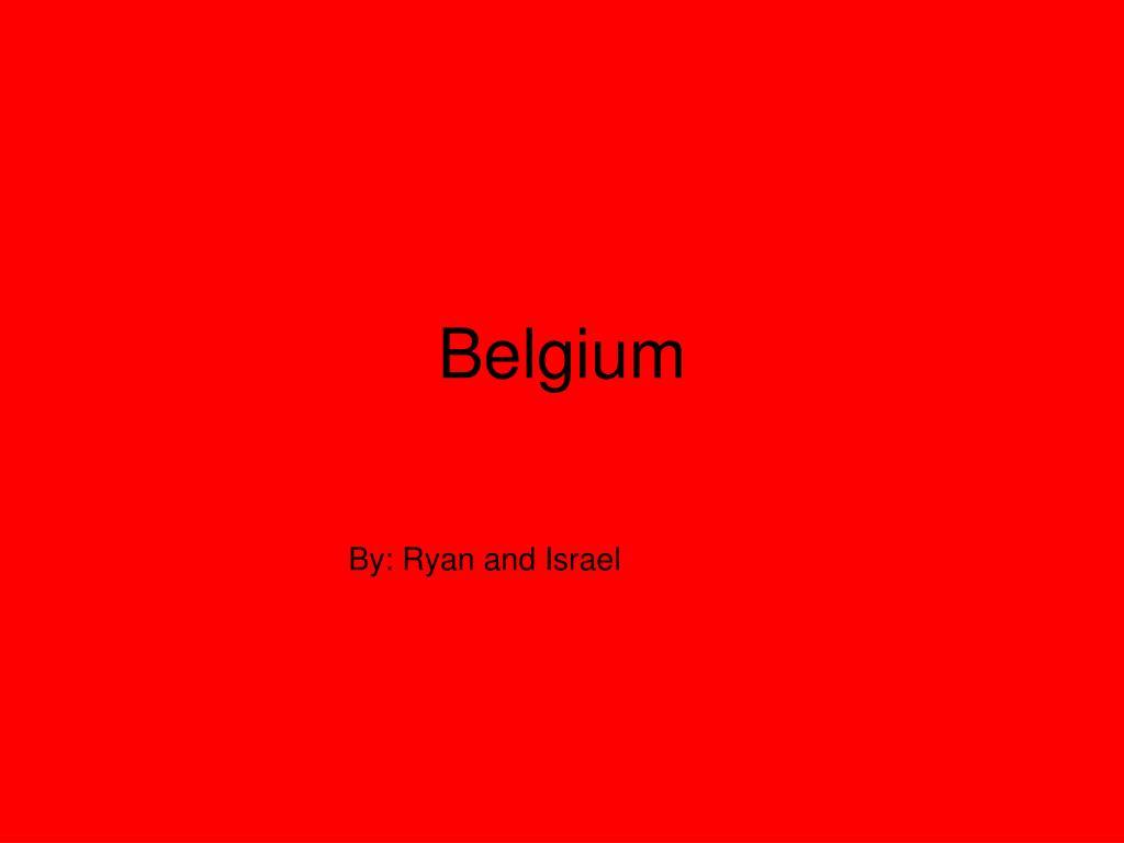 belgium l.