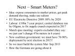 next smart meters