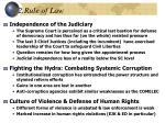 2 rule of law