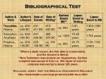 bibliographical test5
