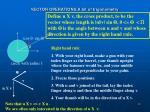 vector operations a bit of trigonometry1
