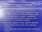 education of ict professionals1