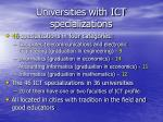 universities with ict specializations1