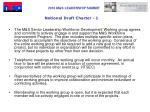 notional draft charter 1