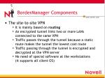 bordermanager components13