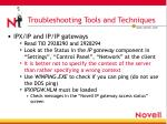 troubleshooting tools and techniques10