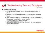 troubleshooting tools and techniques6