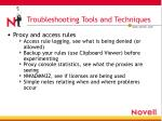 troubleshooting tools and techniques7