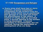 57 11050 escapeways and refuges