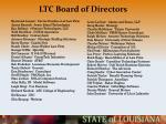 ltc board of directors