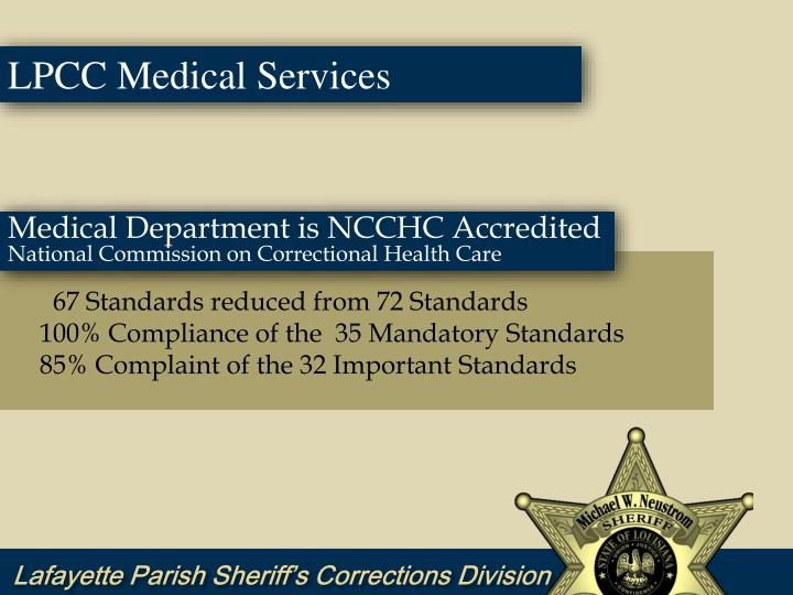 67 Standards reduced