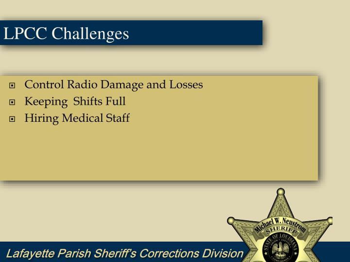 LPCC Challenges