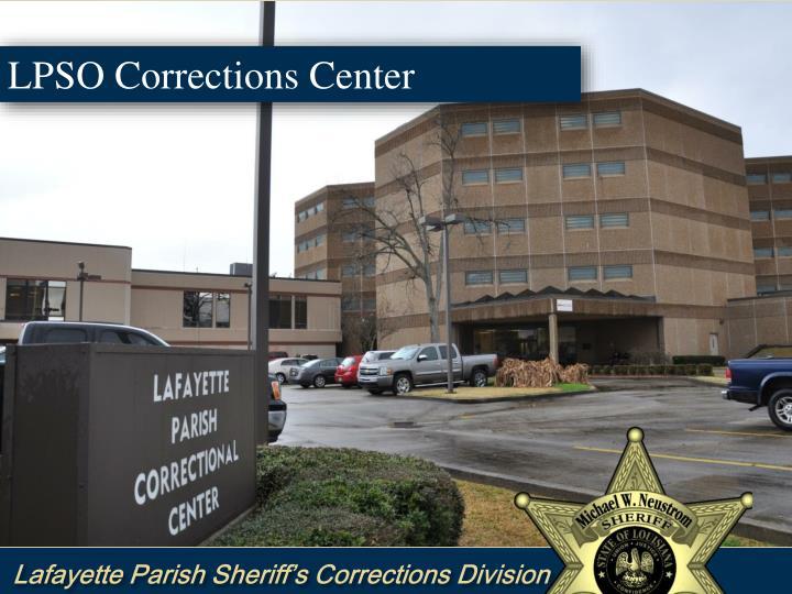 LPSO Corrections Center