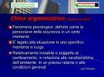 clima organizzativo zhang et al 2002